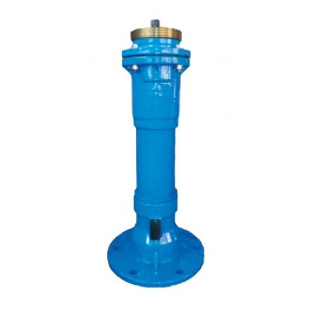 Гидрант пожарный подземный фланцевый H = 1.25 METALPOL
