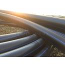 Труба полиэтиленовая 140 мм SDR17 ПЭ100 водопроводная