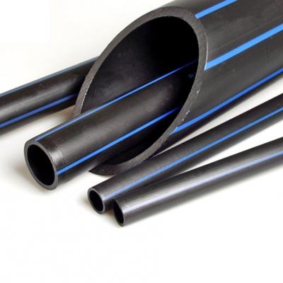 Трубы полиэтиленовые ПЭ-100 водопроводные